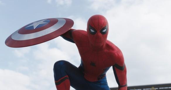 marvel spiderman civil war