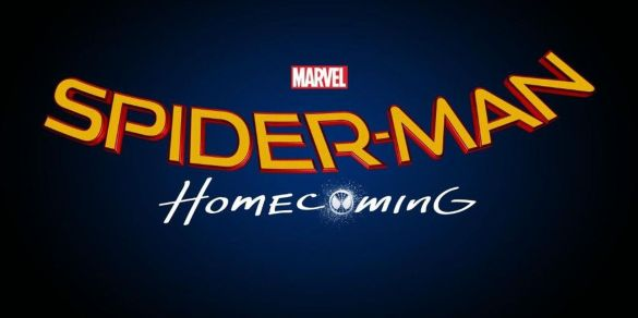 marvel spiderman homecoming logo