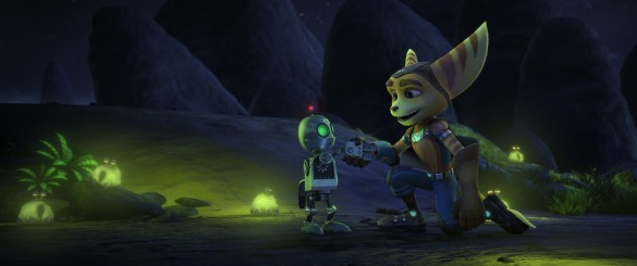 Ratchet Clank Meet