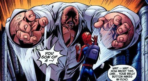 Spiderman Kingpin comic book