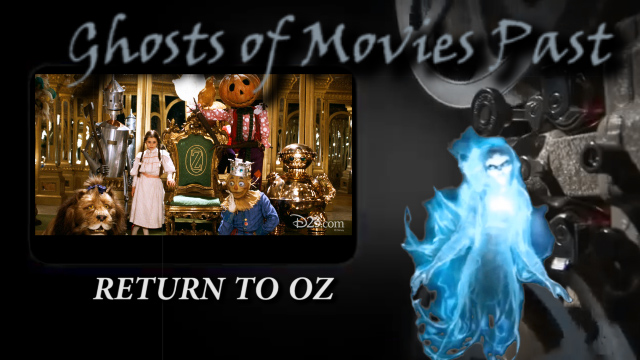 Ghosts Return to Oz