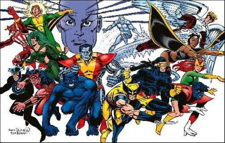 X-Men 70s